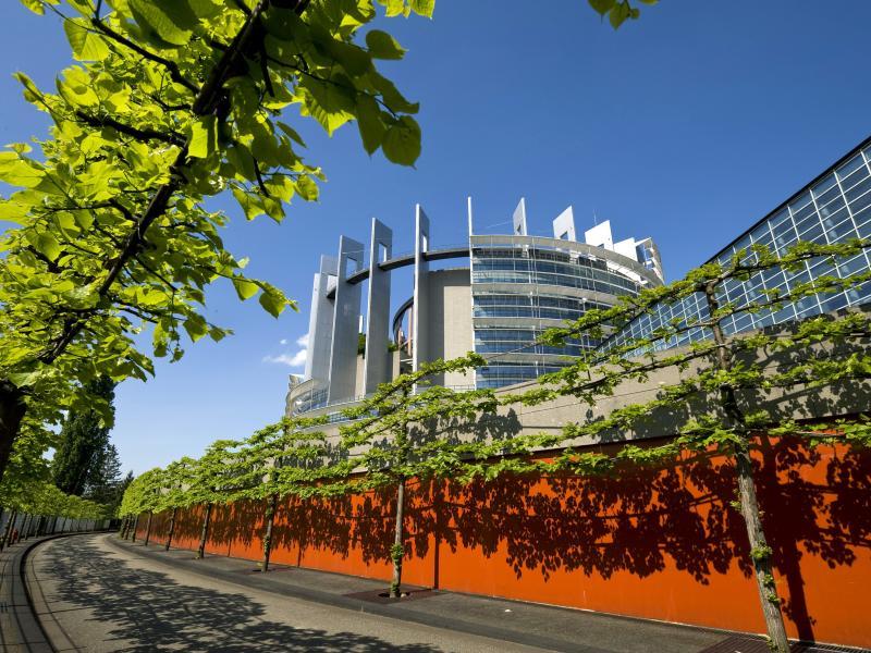 Parlement Européen, Strasbourg