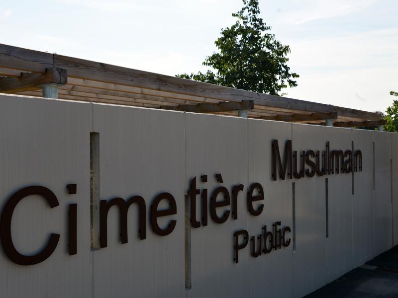 Cimetière Musulman, Strasbourg Meinau