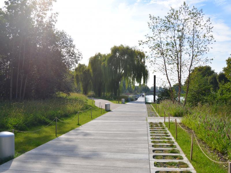 Parc du Heyritz, Strasbourg