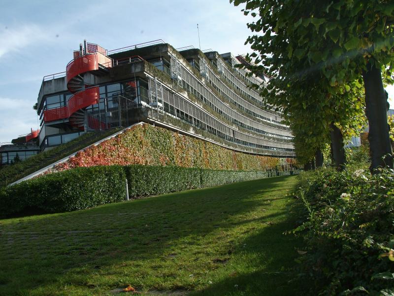 Palais des Droits de l'Homme, Strasbourg