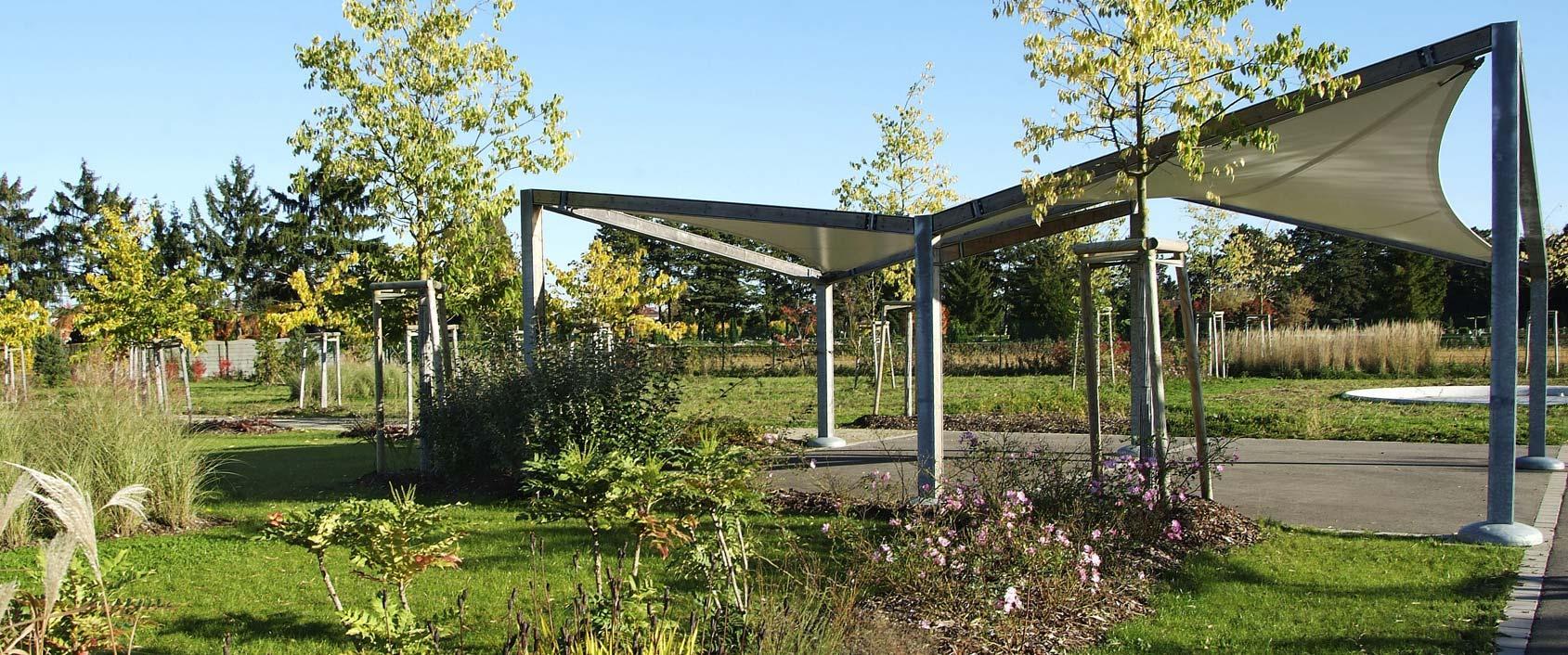 Scop espaces verts am nagement et entretien du paysage for Espace vert urbain